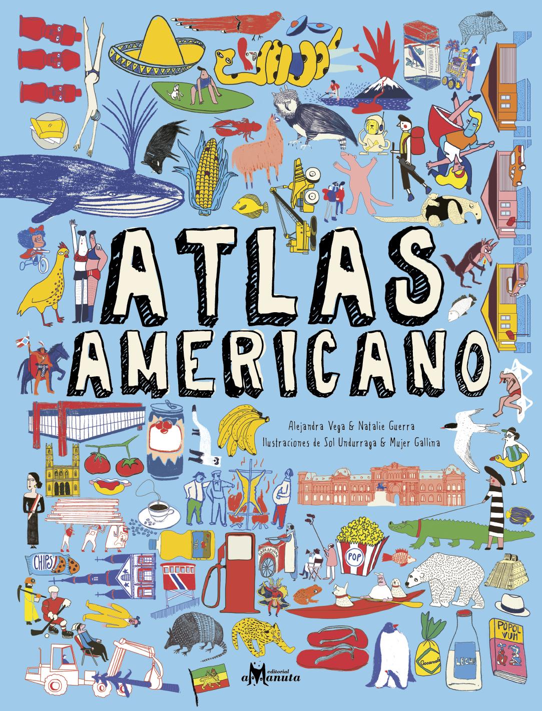 Atlas Americano · Amanuta