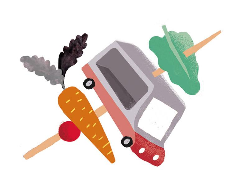 ¿Cuánto sabes sobre 'food trucks'? · Tentaciones El País