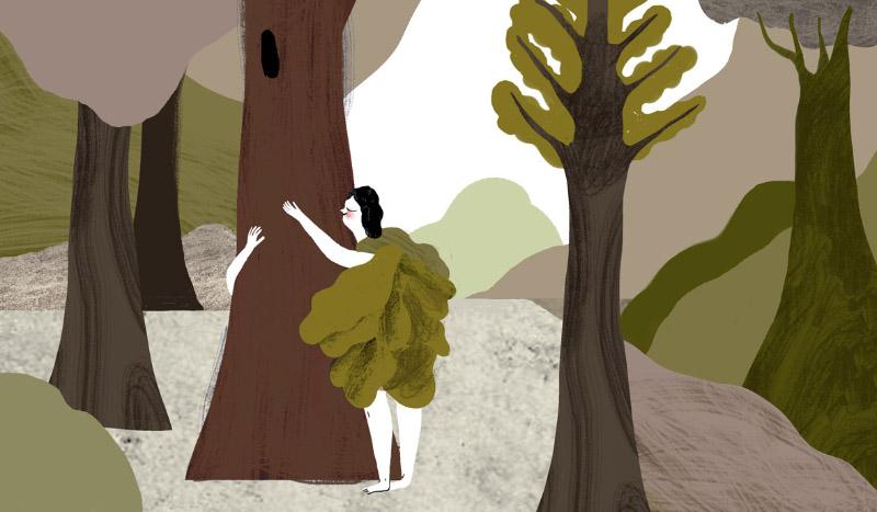 Cinta Arribas: Abraza la naturaleza