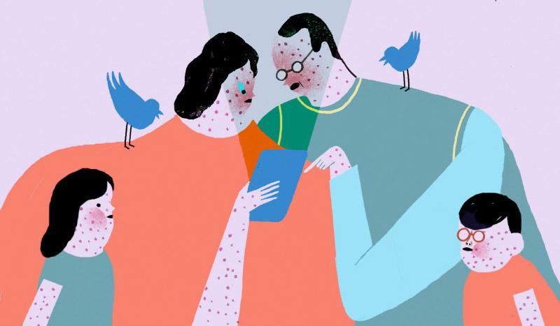 Cinta Arribas: Los antivacunas infectan Twitter