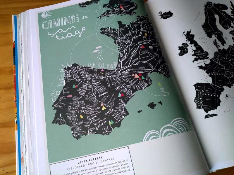 Mapas del mundo · Gestalten-Libros del Zorro Rojo