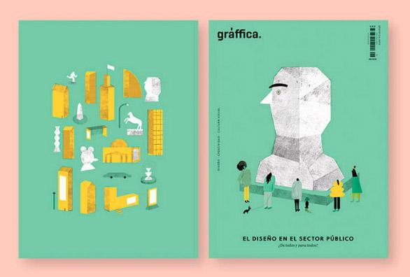El diseño en el sector público · Revista Graffica