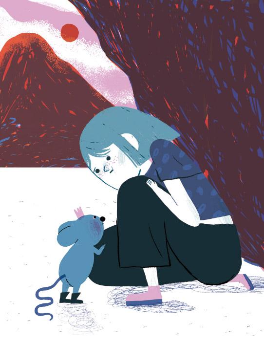 Cinta Arribas La isla de los niños encontrados