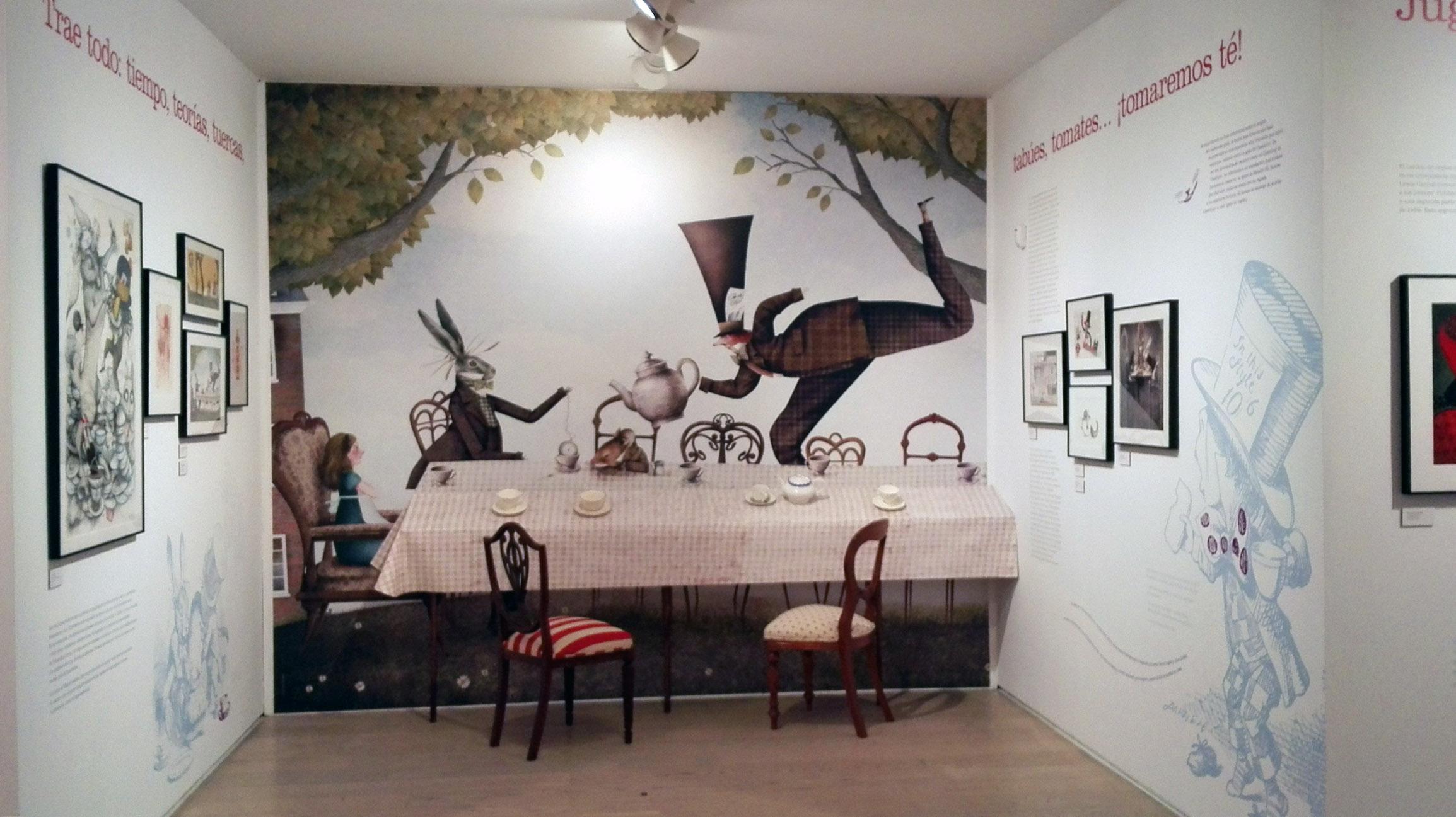 Exposición Museo ABC