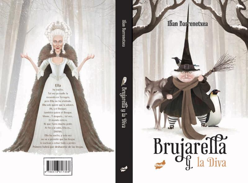 Brujarella y la Diva