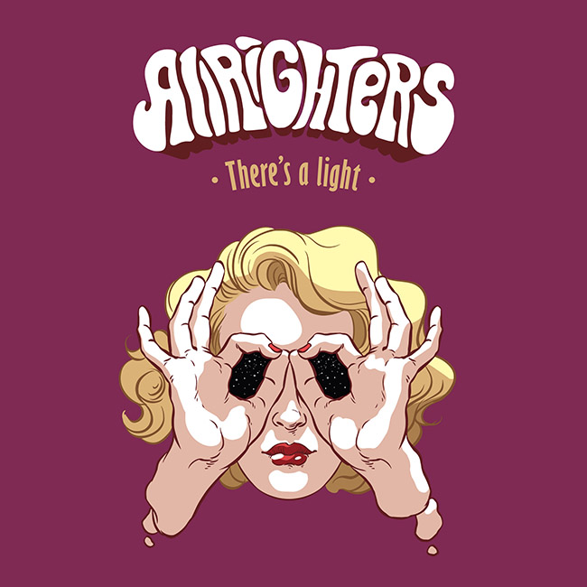 Laura Wächter All righters vinyl cover