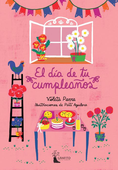 El día de tu cumpleaños · Grafito Ediciones