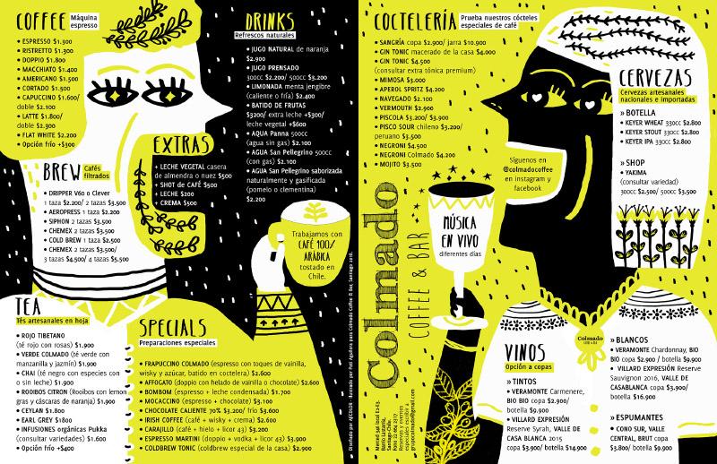 Pati Aguilera Colmado Coffeebar