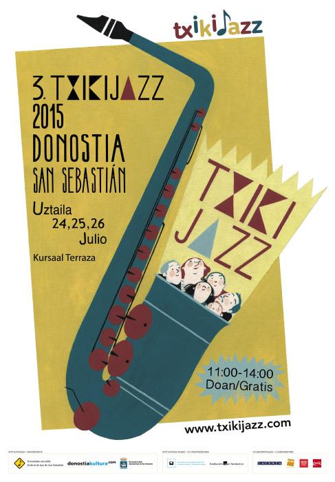 Txikijazz · Donostia Kultura