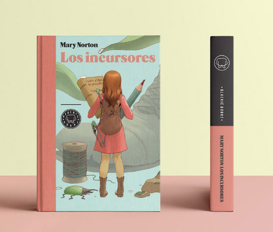 Los incursores · Blackie Books