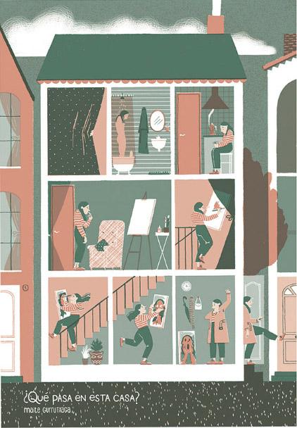 ¿Qué pasa en esta casa? · Revista ¡La Leche!