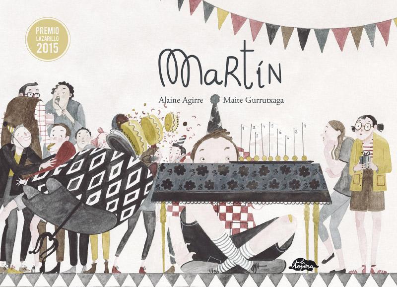 Martín · La Topera