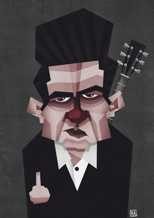 Nicolás Aznárez Johnny Cash