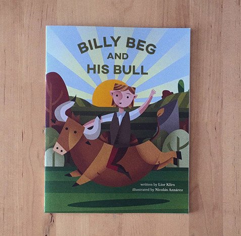 Billy Beg and his Bull · Great Minds
