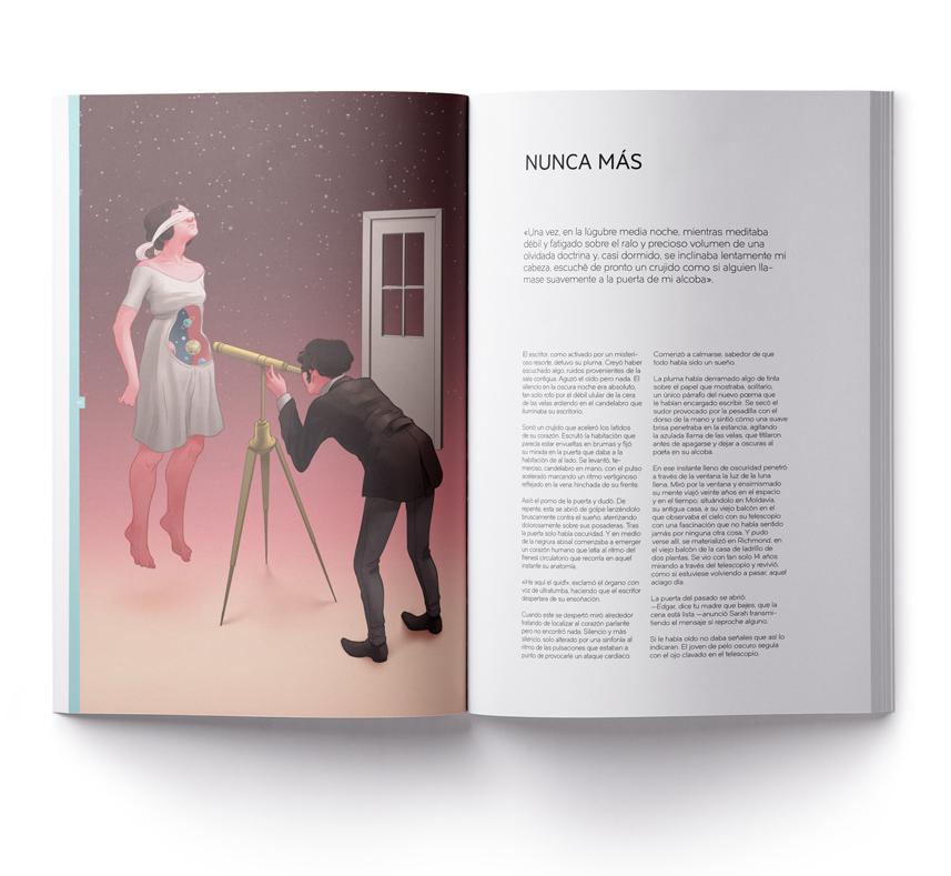 Laura Wachter principia magazine nunca mas
