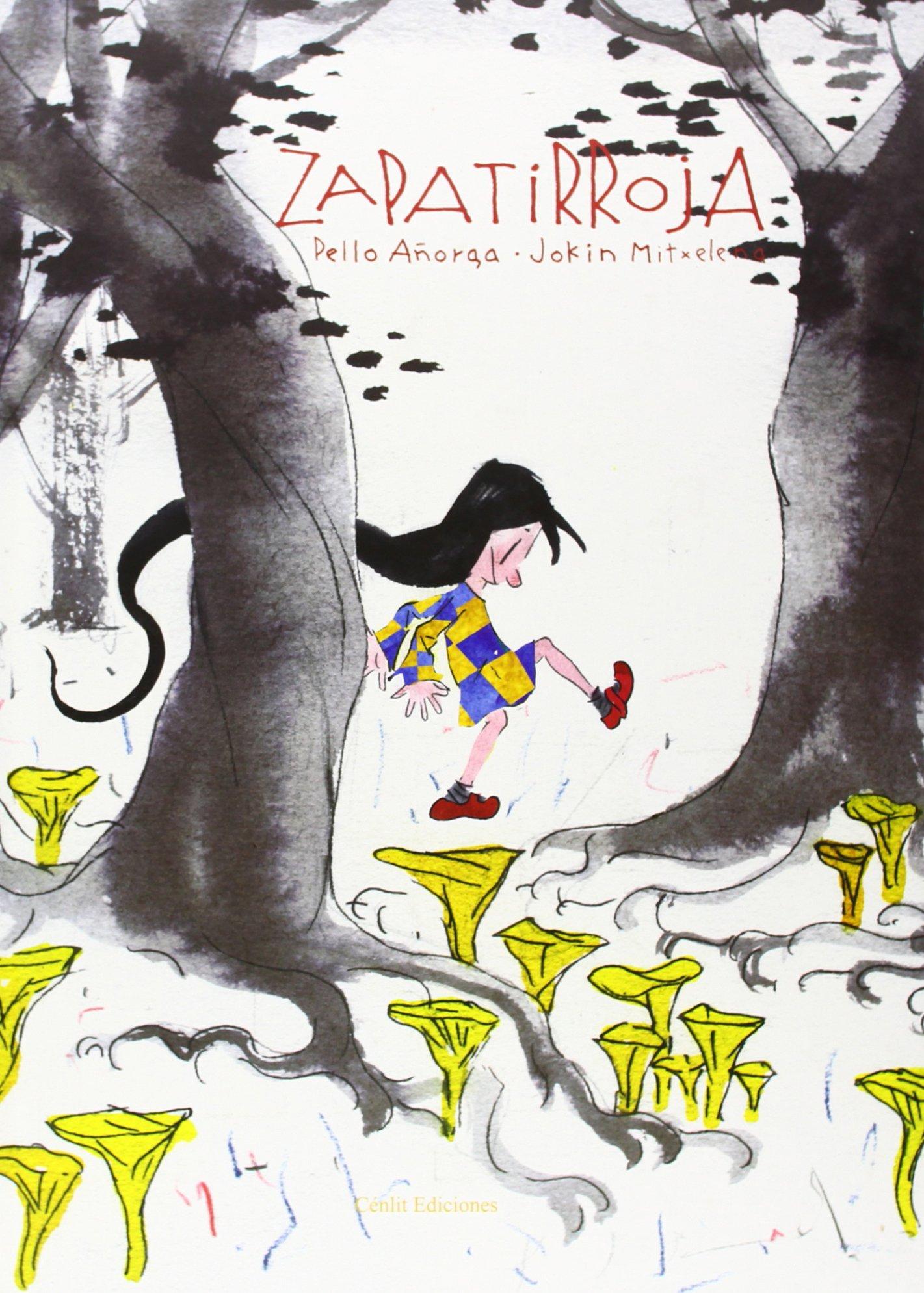 Zapatirroja · Cenlit Ediciones