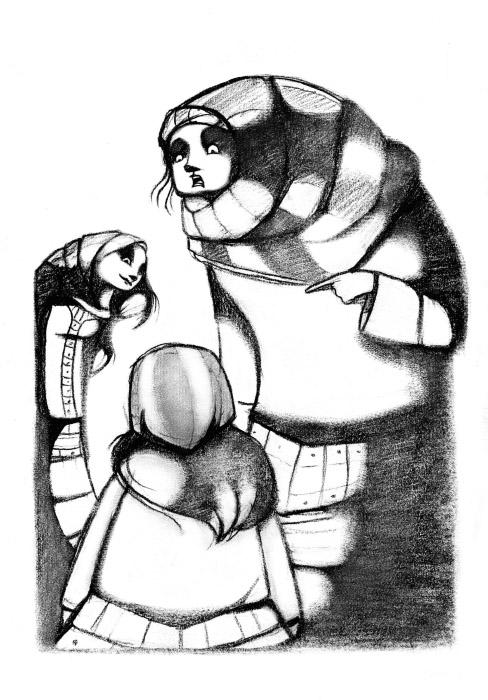Alex Herrerías La nina amaziga