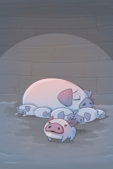 Alex Herrerías Cariño de cerdo