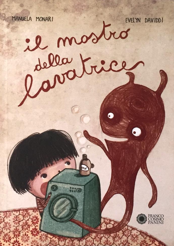 Il mostro della lavatrice · Franco Cosimo Panini