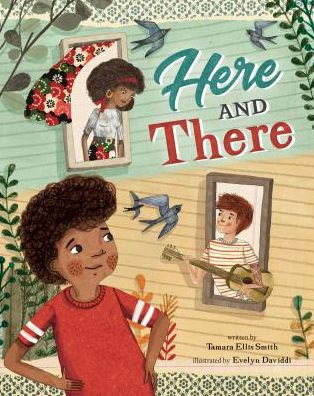 Here and there · Barefoots Books
