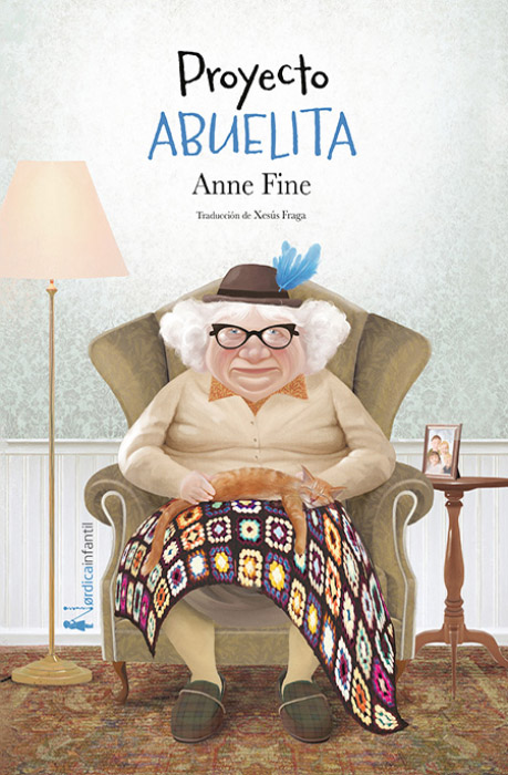 Proyecto Abuelita · Nórdica Libros