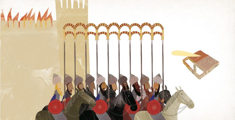 Jacobo Muñiz La Mezquita de Córdoba