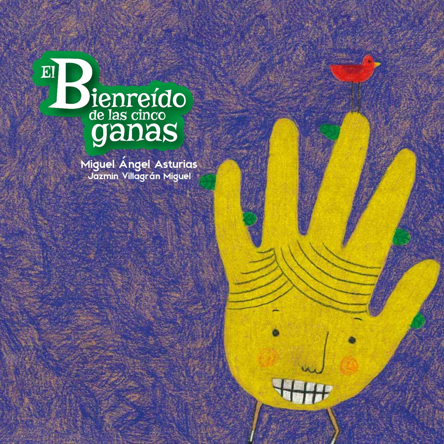 El Bienreído de las cinco ganas· Ministerio de Cultura y Deportes de Guatemala