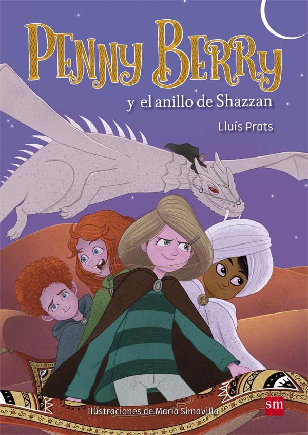 Penny Berry y el anillo de Shazzan · SM