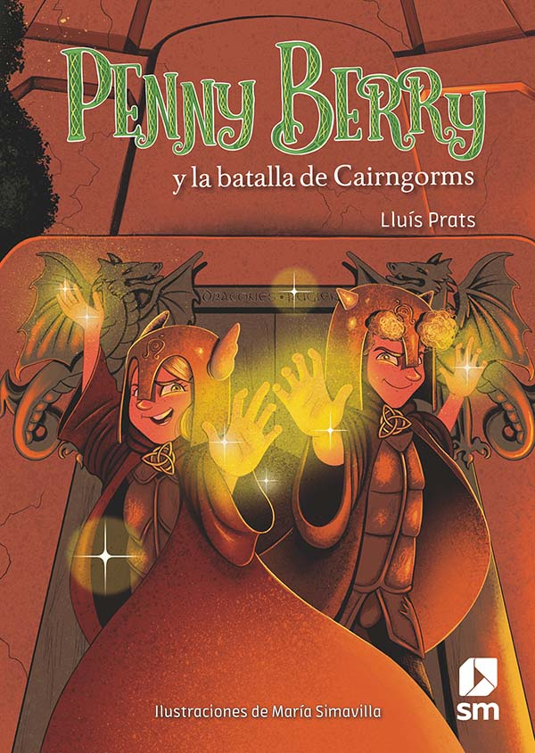Penny Berry y la batalla de Cairnrgorms