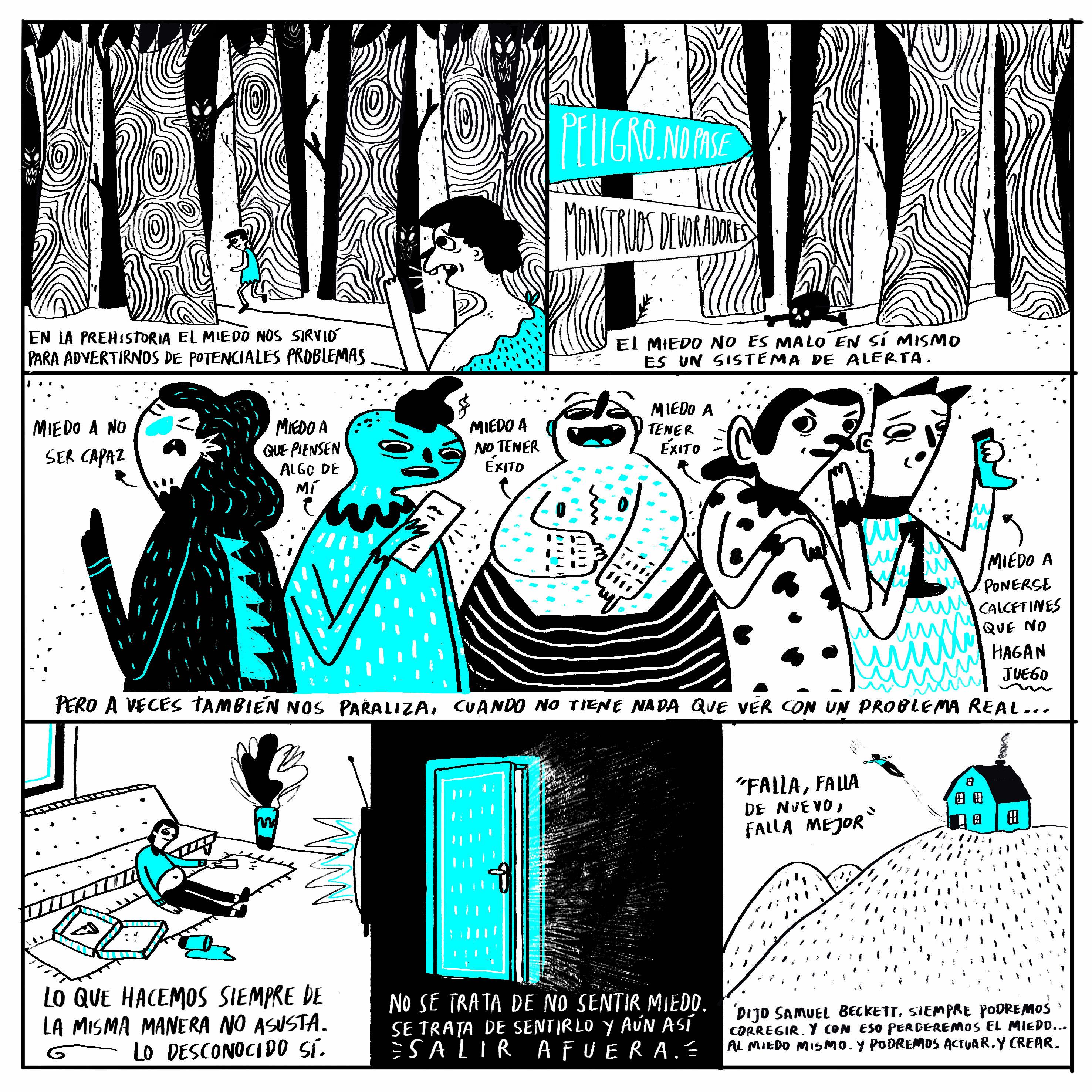 Un extraño lugar. La historia de ImasD · Tragaluz Editores