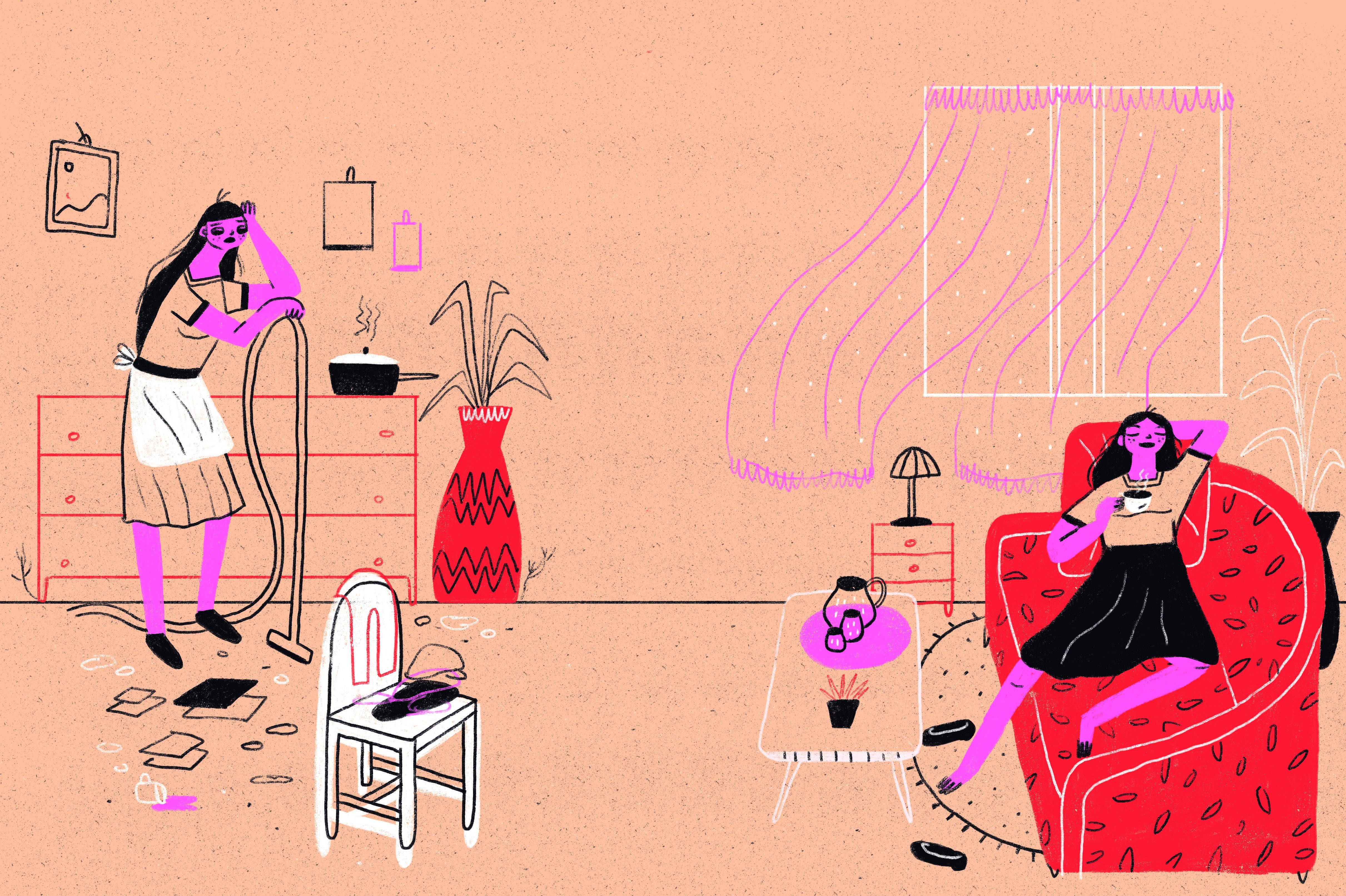 Ama de casa: ¿Ser o no ser? · Cromos Magazine