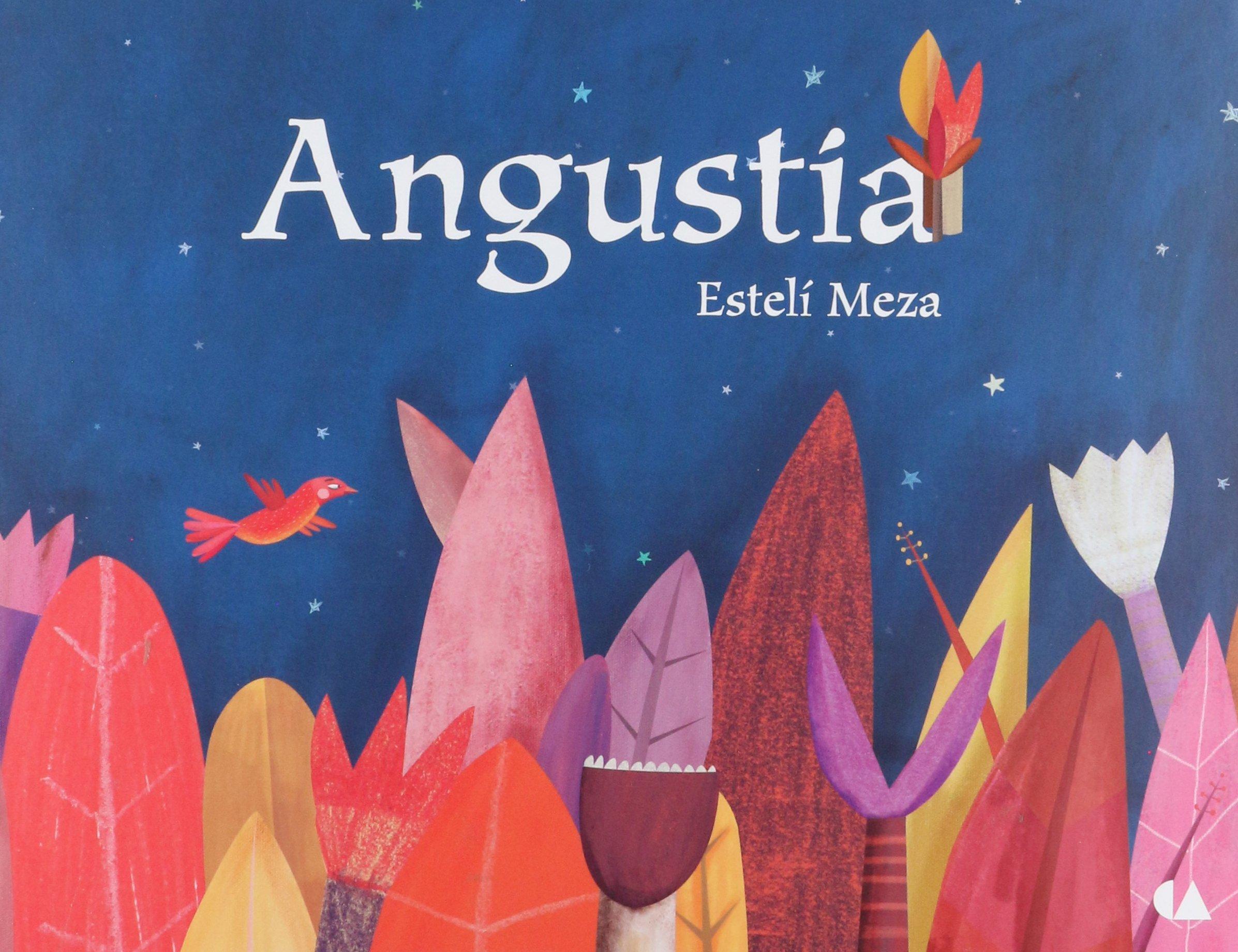 Angustia · CONACULTA