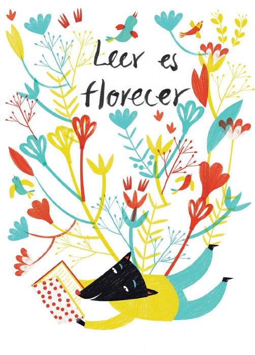 Leer es florecer · FILIJ