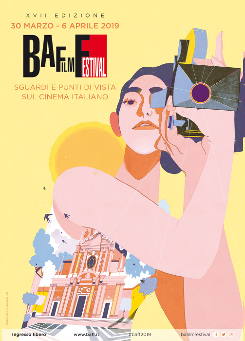 Gianluca Folì BA FILM Festival