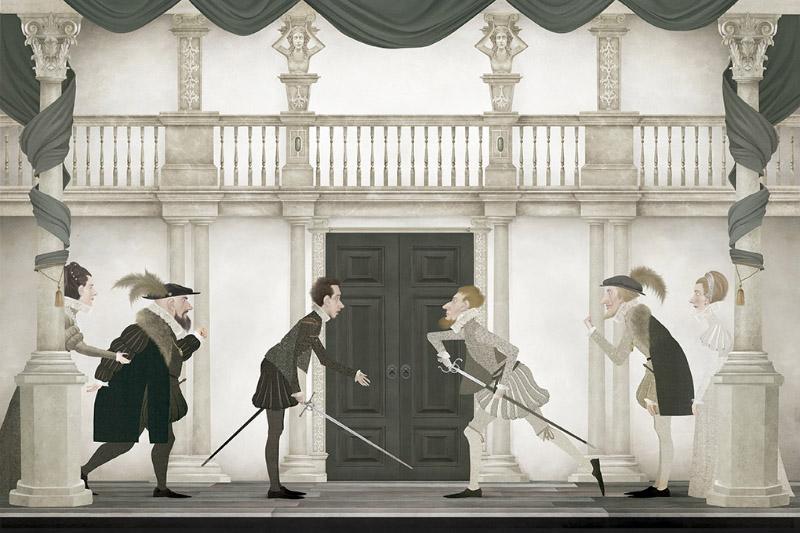 Iban Barrenetxea Romeo y Julieta