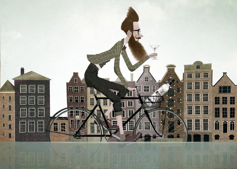 Amsterdam · Vanity Fair