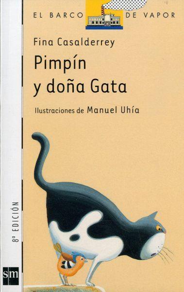 Pimpín y doña Gata · Barco de Vapor