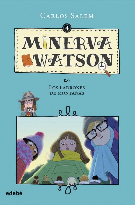 María Simavilla Minerva Watson y los ladrones de montañas