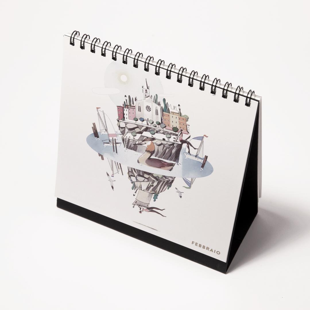 Gianluca Folì Calendario