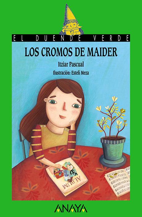 Esteli Meza Los cromos de Maider