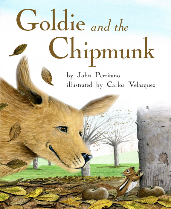 Goldie and the Chipmunk · Heinemann