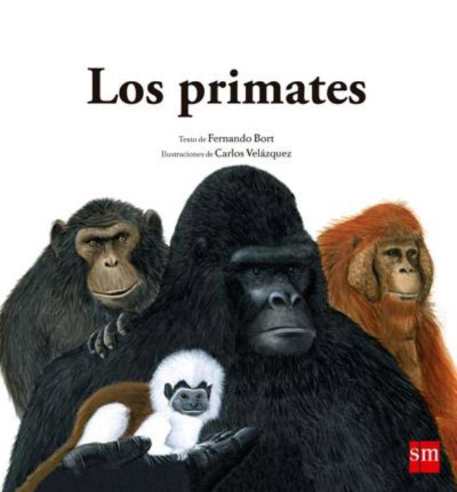 Los primates · SM