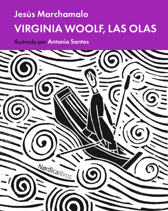 Virginia Woolf, las olas · Nórdica Libros