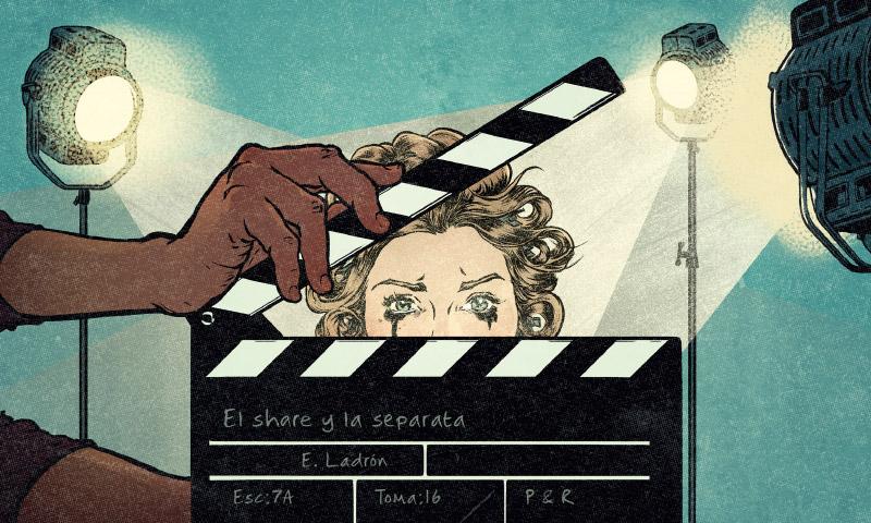 Raúl Allén El share y la separata