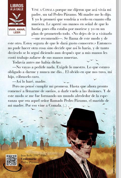 Pedro Páramo · Libros a la calle