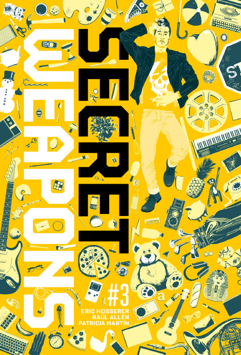 Secret Weapons · Valiant Comics