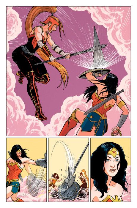 Raúl Allén Wonder Woman