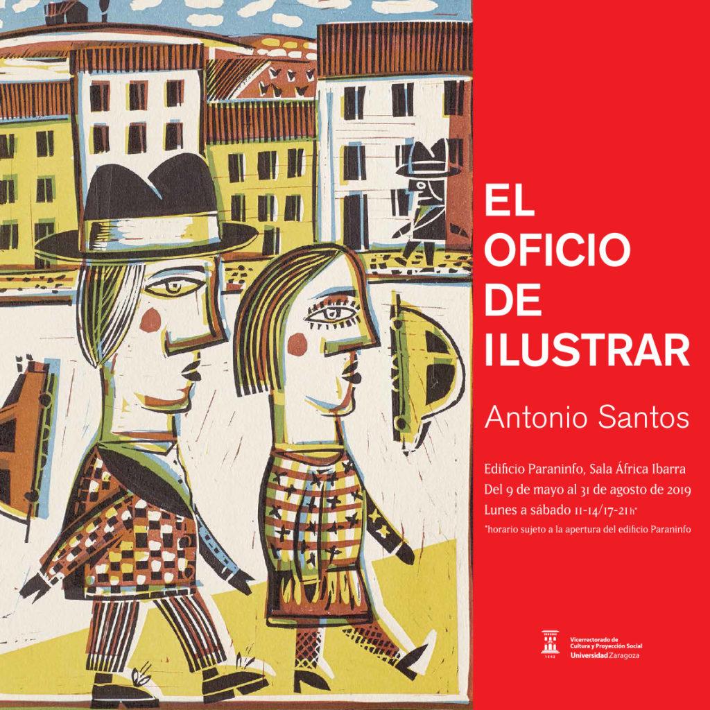 Antonio Santos EL arte de ilustrar charla