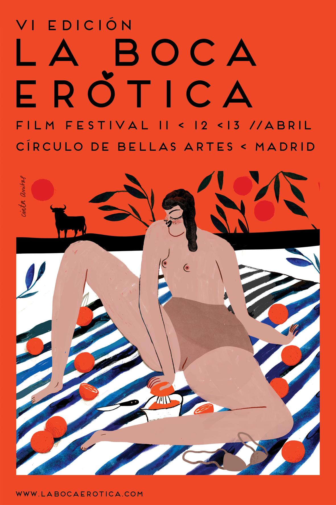 Sexy Spain · La Boca Erótica