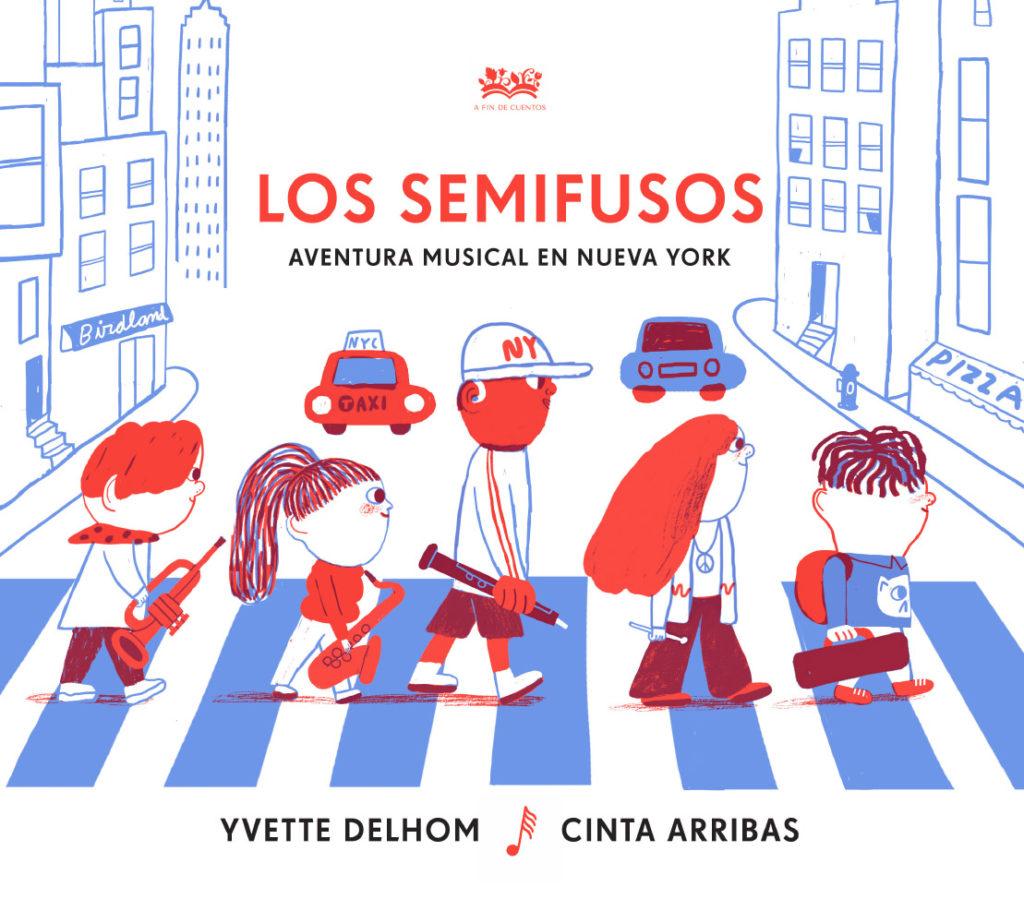 Cinta Arribas A fin de cuentos Los Semifusos